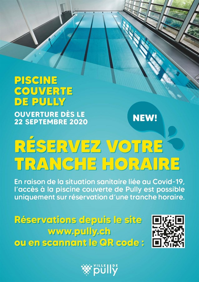 Reservation Piscine Couverte A4
