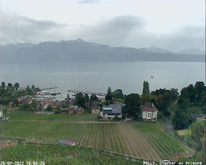 Webcam Pully Lac Leman